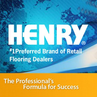 Henry® Adhesives | Pittsburgh, PA